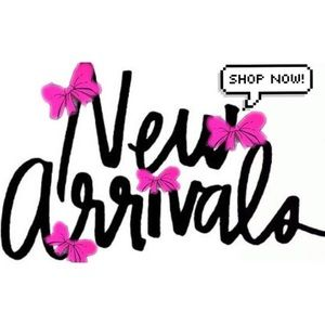 New items! Share, like & buy before put away!